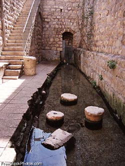 Pool of Siloam - photo from FreeStockPhotos.com