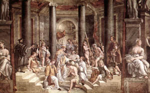 The Baptism of Constantine the Great